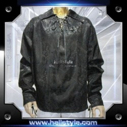 Phaze - Shadow Broc Eyelett Shirt 162