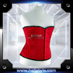 Corsage - RB-108 Satin Red