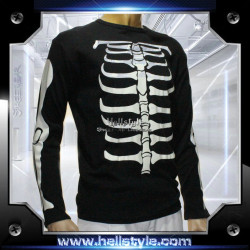 L-S Skull glow in the dark